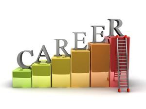 Climbing a career ladder